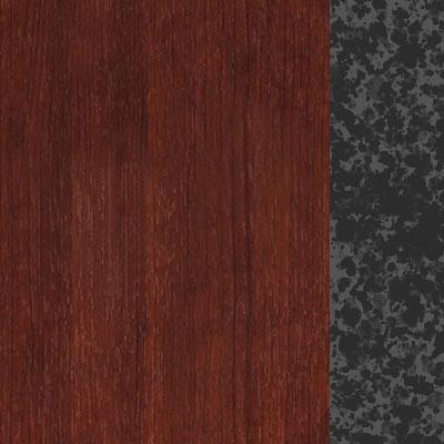 Темно-коричневый / Темная патина