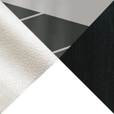 Белый, Черный / Батлер 08; Белый