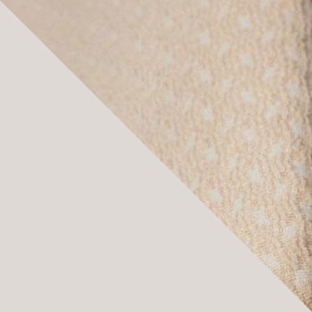 Ivory white / Кремовый (HE490-01), ткань