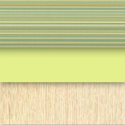 Дуб Отбеленый / Зеленая радуга