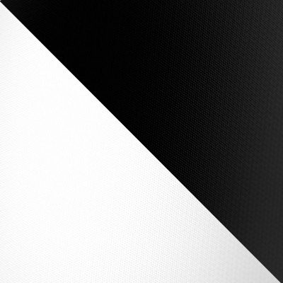 Белый / Черный