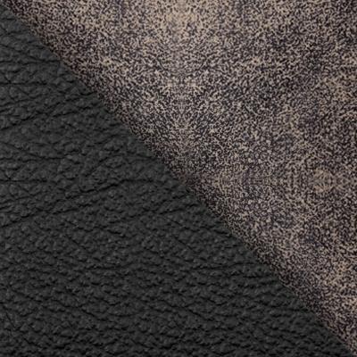 цвет Черная искусственая кожа / Бежевая микрофибра