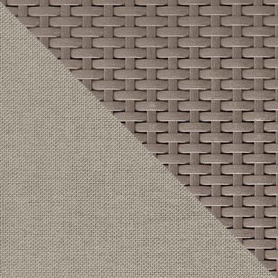 Капучино, ротанг / Песок, ткань
