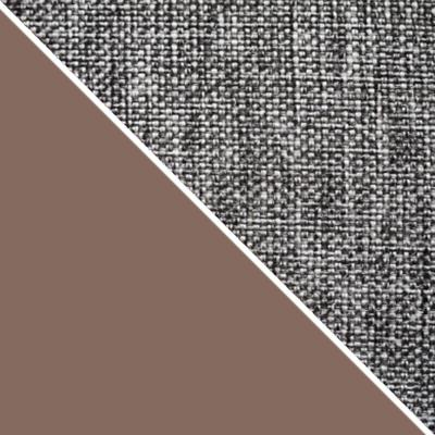Капучино / Модерн Серый, рогожка