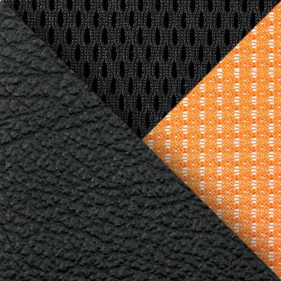 цвет PU/SW 01/DW 05 черно-оранжевое