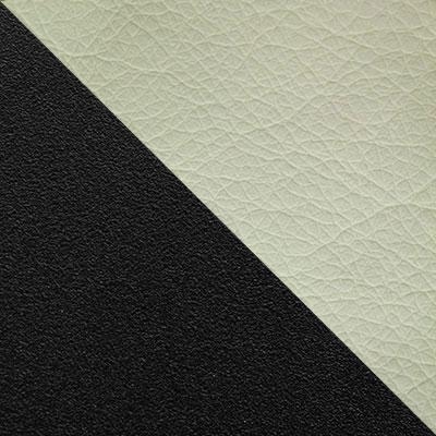 Батлер 08 (Белый), иск. кожа / Каркас Черный муар