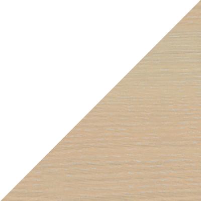 Корпус белый / Фасады Дуб Кремона