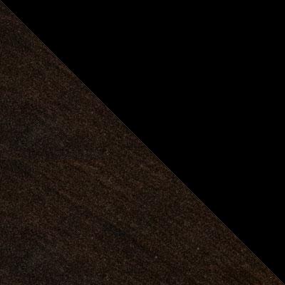 Черный / Темно-коричневый