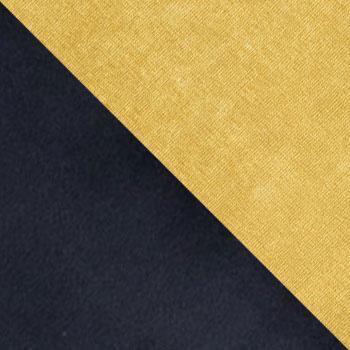 Синий / Желтый, велюр