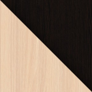 цвет Подстолье Беленый дуб / Столешница, ножки Венге