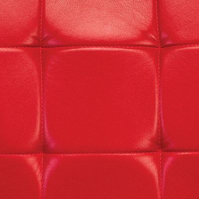 Красный, иск. кожа
