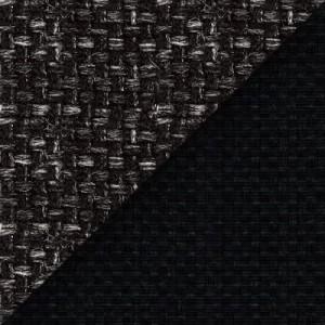 цвет Ткань Серая 207/Черная 2603