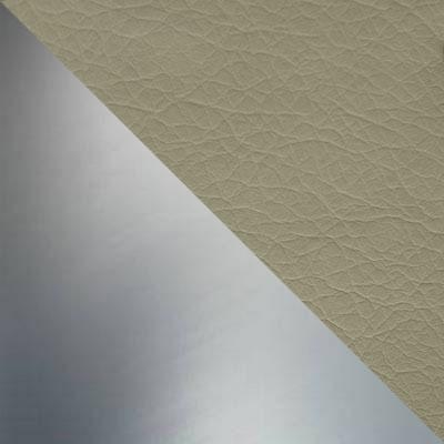 Батлер 01 (Слоновая кость), иск. кожа / Каркас Нержавеющая сталь