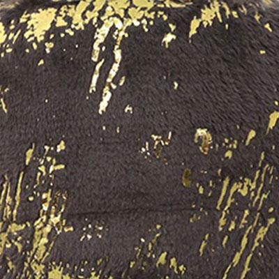 Темно-коричневый, фланель