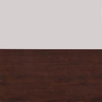 Темно-коричневый / Прозрачное стекло