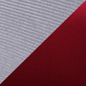 Серый, сетка / Вишневый, ткань