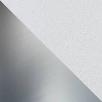 Nitro White, кожзам / Каркас Нержавеющая сталь