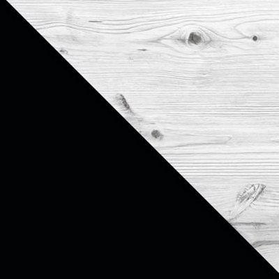 Бискайская сосна / Черный, металл