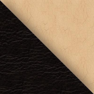 Иск. кожа черный / бежевый, 36-6/36-34