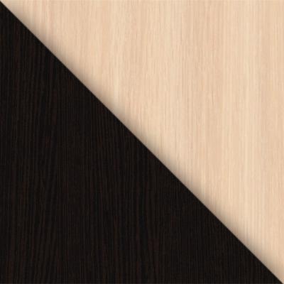 Подстолье Венге / Столешница, ножки Беленый дуб