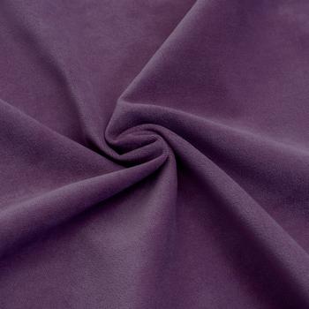 Фиолетовый, велюр