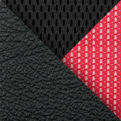 цвет PU/SW 01/DW 03 черно-красный