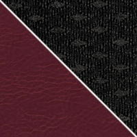 цвет Иск. кожа бордо / Серая ткань
