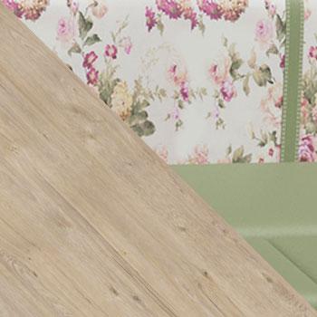 Баттл Рок / Цветы зелёные