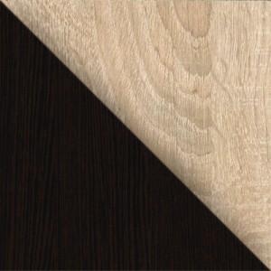 цвет Венге / Дуб сонома