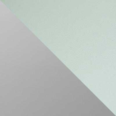 Серый / Стекло матовое