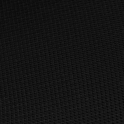Черный, ткань / Черный, сетка