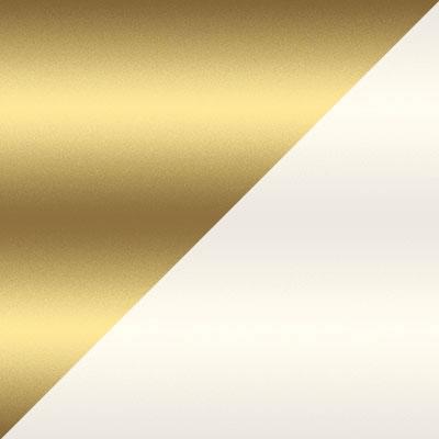 Золотой / Прозрачный