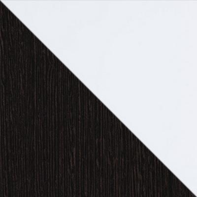 Венге / Белый глянец
