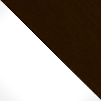 Бук коричневый / Белый