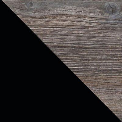 Сосна Пандероса / Черный, металл