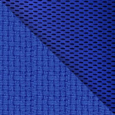 Ткань синяя, 2601/10 (сетка)