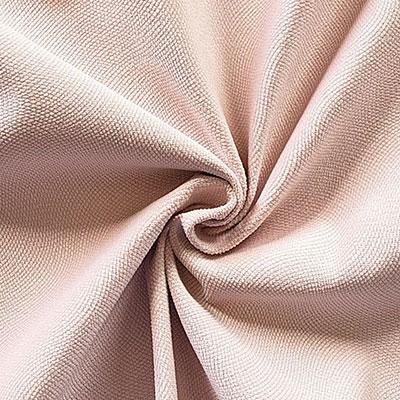 Розовый, микровелюр