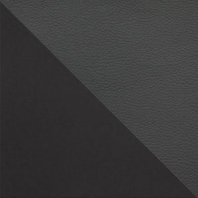 Графит матовый / Серый кожзам