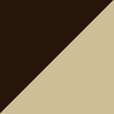 Кофейный / Бежевый