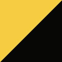 цвет Иск. кожа черная / желтая