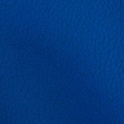Синий, экокожа