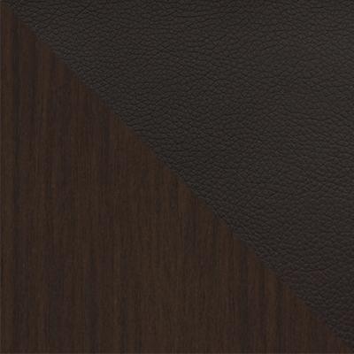 Венге / Коричневый Santorini 0429, иск. кожа
