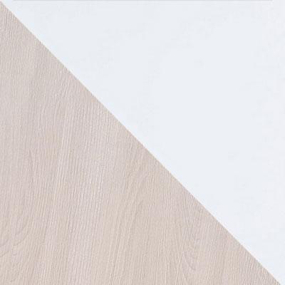 Ясень Шимо / Белый глянец