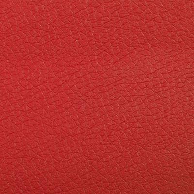 Красная экокожа