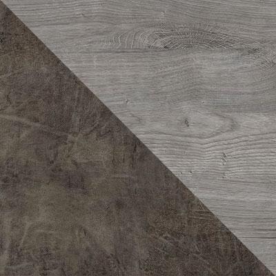 Риббек серый / Камень темный