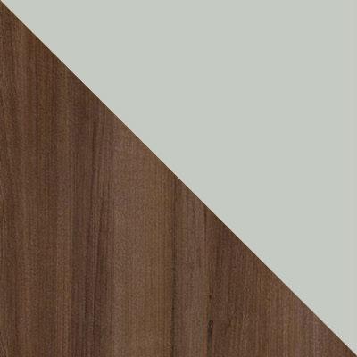 Орех Табак / Серый матовый