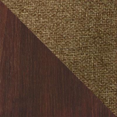 Темный орех / Светло-коричневый, рогожка