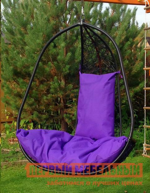 Подвесное кресло Облачный замок Корфу черное XXL черное боди athena xxl 3xl