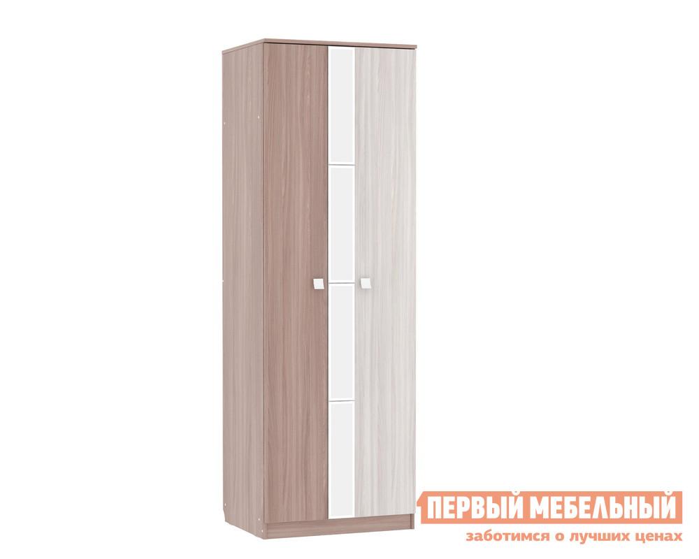 Шкаф распашной Мебельсон Гармония Шкаф 2-створчатый