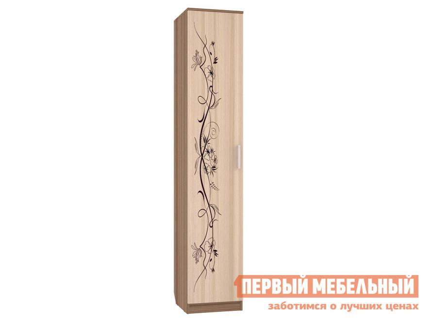 Шкаф распашной Мебельсон Натали Шкаф 1-створчатый